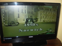50 Minutes of Amazing film of 1950's Norwich,Bring back all those memories.