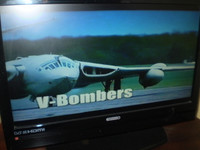 The Fantastic story of the British 1950's V Bombers