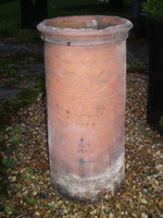 This Chimney Pot is nicely weatherd and in very good condition and makes a great Garden Planter.