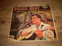 Songs Of Our Heritage Vinyl LP,Duane Eddy,First issue 1960 pressing