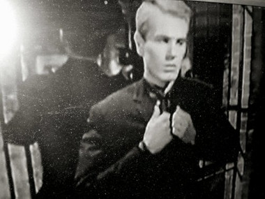 Adam Faith in a dramatic role from 1962 playing the part of Harry Dukes accused of murder of a British Policeman