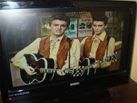 Some Great early film and sounds of The Fantastic Everly Brothers
