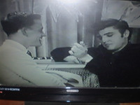 Some  great Elvis 1950's Film here