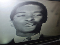 The Legendry Sam Cooke singing one of his great 1950's hits
