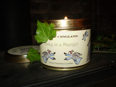 This wonderful Christmas Fragrance is full of Cloves,Cinnamon,Ginger & Vanilla and is called Away in a Manger.Your friends or relatives will love you forever when you give this amazing candle as a gift.