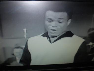 The Great Roy Hamilton one of Elvis Presleys favorite singers
