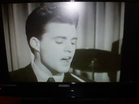 Ricky Nelson recorded some great numbers in the 1950's,early 1960's
