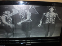A little Shaky but this is the original film of The Marvelletes singing Please Mr Postman