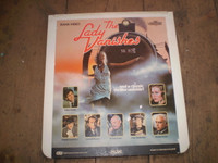 Rare Vintage Video Disc,The Lady Vanishes,Cybill Shepherd