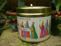 The Fragrance of this candle will fill a room at Christmas