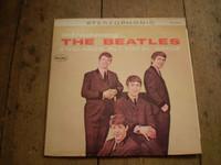 Introducing The Beatles 1963 First U.S.A Vinyl Album, Near Mint