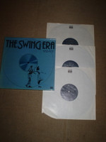 Swing Jazz Era 1936-1937 3 Vinyl Box Set,Near Mint Condition,Time Life Records