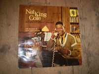 Tell Me All about Yourself 1960 Vinyl LP Album,Nat King Cole,Near Mint Condition