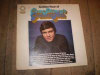 Golden Hour of Gene Pitney's Greatest Hits Vinyl LP Album,Stereo