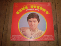 Golden Hour of Gene Pitney Volume 2  Vinyl LP Album,Stereo,Ex Con