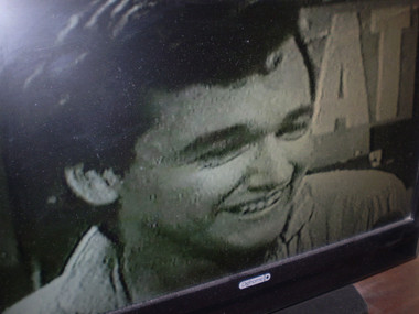 P.J Proby in 1964 on the show