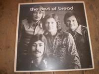 The Best Of Bread Vinyl Stereo LP Album,1970's Soft Rock
