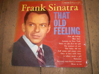 That old Feeling, Frank Sinatra 1957 Vinyl LP Album,Near Mint.