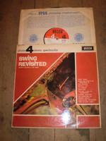Swing Revisited 1964 Stereo Vinyl Jazz LP Album,Johnny Keating,Near Mint
