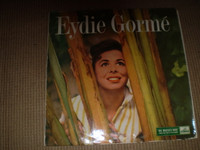 Eydie Gorme Self Titled Vinyl Jazz Album LP, Near Mint 1957 Original