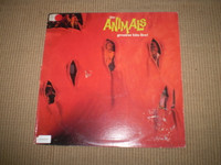 The Animals Greatest Hits Live Vinyl LP Album, Superb Vinyl, some wear to cover