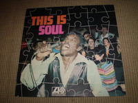 This is Soul Vinyl LP Album, Near Mint, 1972 compilation issue