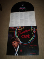 2.00 Paradise Cafe, Vinyl LP Jazz Album, Barry Manilow, Stereo, Near Mint