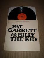Pat Garret & Billy the Kid Vinyl LP Album, Bob Dylan, Lovely condition, Original