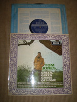 Green Green Grass of Home Tom Jones Stereo Vinyl LP Album, 1967, Near Mint