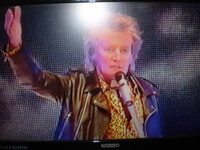 Rod Stewart Live in London 2015 DVD, Hyde Park