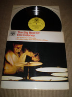 Big Beat of Eric Delaney Vinyl LP Album, Stereo, Jazz, Ex Con,