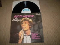 The Moviegoer Vinyl LP Album, Scott Walker, 1972 original, Near Mint