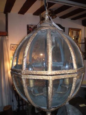The Lamp unlit