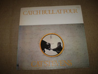 Catch Bull at Four Vinyl LP Album Cat Stevens, American Issue, Lovely condition
