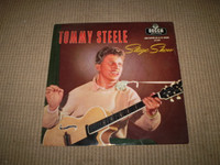 Tommy Steele Live Stage Show Vinyl LP, 1957 Rock n Roll, Great condition