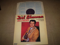 The Del Shannon Hit Parade Vinyl LP Album, Near Mint, Rock n Roll