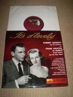 Its D'Lovely Vinyl LP Album, Frank Sinatra, Tommy Dorsey, Lovely Condition