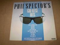 Phil Spectors Greatest Hits Vinyl LP Album, Near Mint