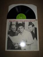 Elvis Presley sings Leiber & Stoller Vinyl LP Album, Lovely Condition