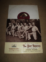 The Boy Friend Vinyl LP Album, 1954 10 inch 1954 original, Near Mint