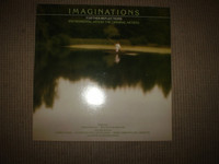 Imaginations Vinyl LP Album, 19 Classic original instrumental hits, near mint
