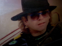 Elton John singing Nikita