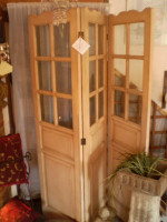 STYLISH VINTAGE FRENCH SCREEN,ROOM DIVIDER