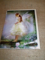 English Fairy Card,The Summer Faerie