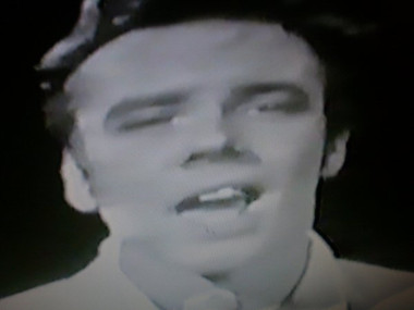 Marty Wilde on the Oh Boy show.
