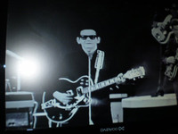 60'S POP, ROY ORBISON LIVE IN CONCERT 1965 DVD.