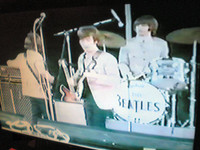 60's POP,THE BEATLES LIVE AT SHEA STADIUM DVD,1965