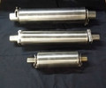 Exhaust Muffler with Clamps