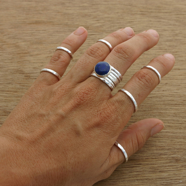 Stackable rings (set of 3 )