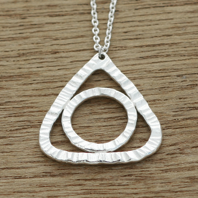 Spirit eye necklace